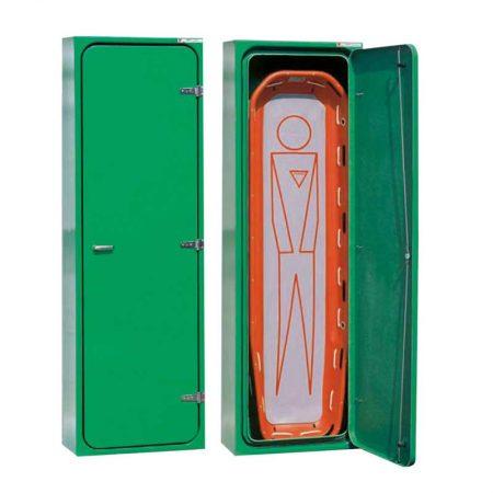 contenitore barella Basket stretcher cabinet