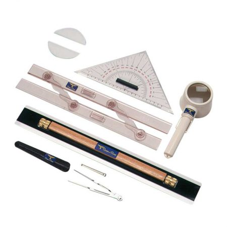 kit per carteggio Charting set