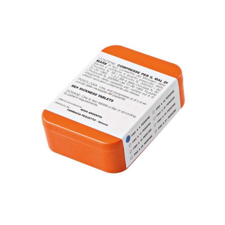 compresse mal di mare Seasickness tablets