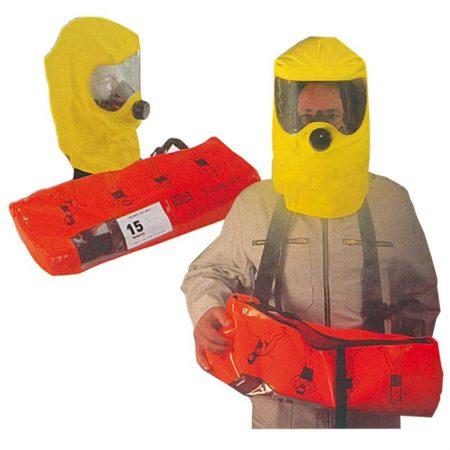 autorespiratore eebd breathing apparatus