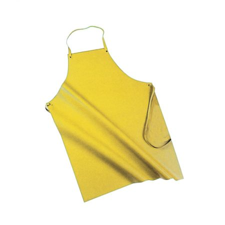 Chemical tight apron