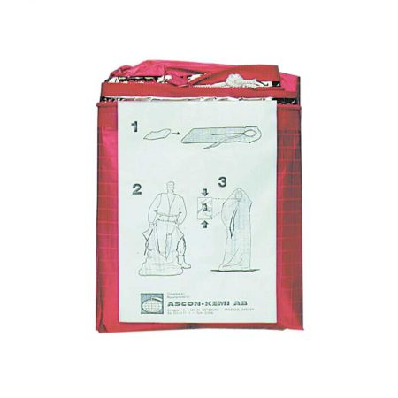 indumento protezione termica Thermal protective aid