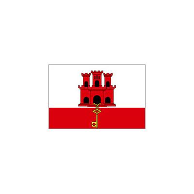 Bandiera Gibilterra Canepa Campi