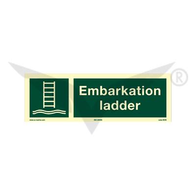 Embarkation Ladder Canepa Campi